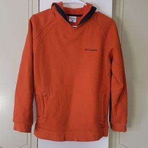 Columbia youth medium hoodie
